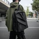 後背包 男士背包潮牌日系雙肩潮包女簡約休閑旅行包時尚潮流書包男大學生 交換禮物