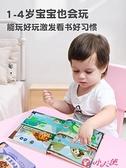 兒童故事機 寶寶有聲故事書電子點讀書發聲玩具啟蒙益智幼兒童早教讀物點讀機LX 小天使 618