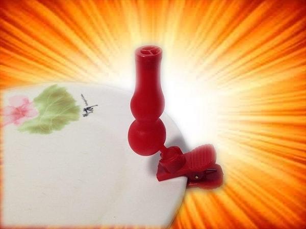 (1入)專利招財插香器~拜拜專用插香座~中元節用品~拜拜用品~葫蘆插香器~三孔插【八八八】e網購