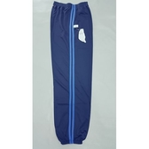 【MIT】台灣製造工作運動褲【6910-1-L】 束口褲管-藍色 側邊雙藍色條●夏季限定≡輕薄【 守門員】