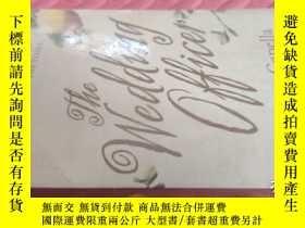 二手書博民逛書店【英文原版】The罕見Wedding Officer( 如圖)Y