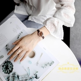 手錶女 a法國小眾手表女ins風中學生韓版簡約森系學院風女士小巧精致氣質【快速出貨八五折】
