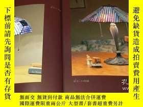二手書博民逛書店Shuichi罕見Ogata Stained Glass Works book from japan studio