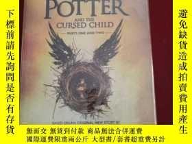 二手書博民逛書店harry罕見potter and the cursed child(精裝)Y19672 【英】 J.K. R