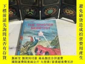 二手書博民逛書店THE罕見SINISTER SIGNPOSTY17030