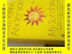 二手書博民逛書店英文原版罕見My Sunshine 何以笙簫默Y160831