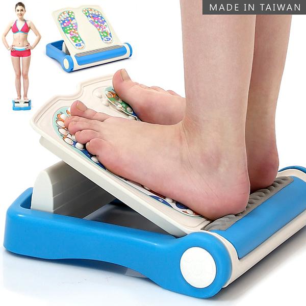 台灣製造 多角度易筋板腳底按摩足部按摩拉筋板.器按摩墊.足筋板.平衡板健身器材.推薦哪裡買ptt