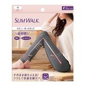 SLIMWALK居家美腿壓力褲L(灰色)M