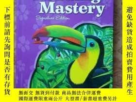 二手書博民逛書店Reading罕見MasteryY254853 Textbook