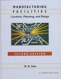 二手書博民逛書店《MANUFACTURING FACILITIES LOCATION,PLANNING,AND》 R2Y ISBN:0534934358