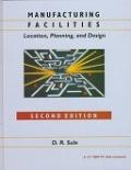 二手書博民逛書店《MANUFACTURING FACILITIES LOCATION,PLANNING,AND》 R2Y ISBN:0534934358