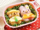 【娃娃飯糰模具】DIY換裝娃娃小熊兔子便當壽司模具套組