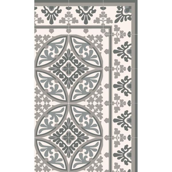 地墊  幾何形 磚紋 Beija FlorTile Flooring T10 (80×200)