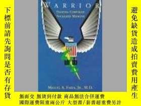 二手書博民逛書店Medical罕見Warrior: Fighting Corpo