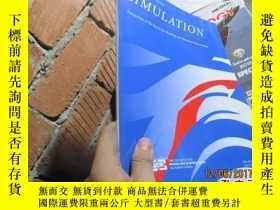 二手書博民逛書店simulation罕見volume 91 nukber 1 8