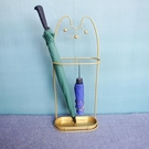雨傘架 家用雨傘架折疊傘架子創意簡易可愛鐵藝傘筒傘桶收納桶落地式 印象家品
