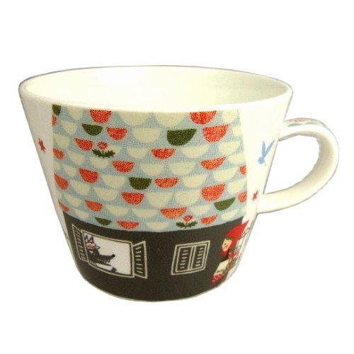 Shinzi Katoh Facile小紅帽/大口徑馬克杯-1