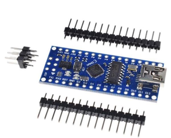 [9玉山網] 新版 nano V3.0 ATMEGA328 改進版 不送線 CH340G SOP16 MU晶片