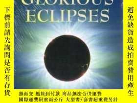 二手書博民逛書店Glorious罕見Eclipses: Their Past P
