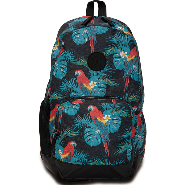 Hurley  U BLOCKADE II PRINTED BACKPACK BLACK (SIERRA)  後背包-(男/女)