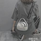 小包包女2019新款潮韓版百搭ins超火學生斜背港風時尚honey蹦迪包