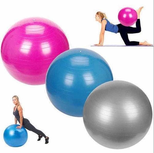 瑜珈球 防爆瑜伽球 瘦身 有氧 彈力球 韻律球 復健 健身球 65cm