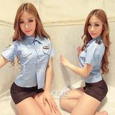 性感情趣內衣服女警察制服cos制度誘惑激情套裝sm騷日本角色扮演【免運快出低價超值】