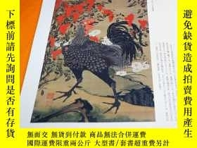 二手書博民逛書店Ito罕見Jakuchu Works Book from Japan Edo Period Japanese Pa
