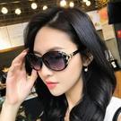 偏光2019新款太陽眼鏡圓臉墨鏡女防紫外線街拍韓版潮ins女士眼睛