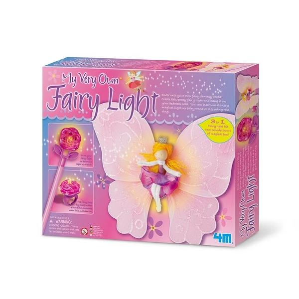 花精靈閃亮魔法棒 My Very Own Fairy Light Up Decor
