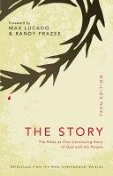 二手書博民逛書店 《The Story: The Bible as One Continuing Story of God and His People》 R2Y ISBN:9780310722809