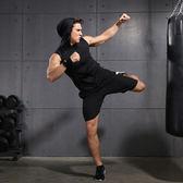 黑五好物節 運動套裝男士夏季健身服短袖背心健身房運動服速干跑步衣服 挪威森林