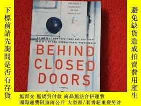 二手書博民逛書店being罕見closed doorsY42402 b.a.pa