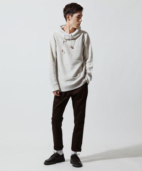 高領毛衣 素面針織衫 共5色