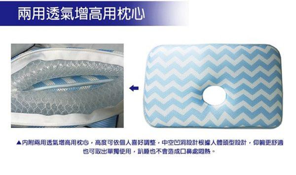 【YAMAKAWA】人體工學三次元8D枕-電電購