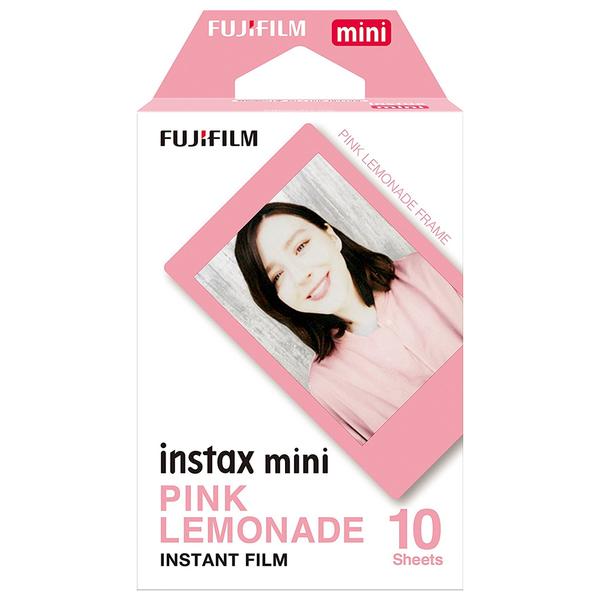 【過期品】FUJIFILM Instax Mini 拍立得底片 粉色 粉邊 底片
