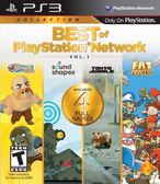 PS3 Best of PlayStation Network, Vol. 1 暢銷PSN遊戲 Vol.1(美版代購)