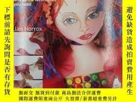 二手書博民逛書店How罕見to Make Cloth Dolls 如何制作布娃娃Y19139 Jan Horrox Searc