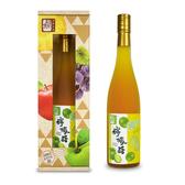 醋桶子-健康果醋單入禮盒-檸檬醋(600ml/入)