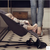 寶寶搖椅嬰兒搖搖椅躺椅安撫椅搖籃椅TW【雙十一狂歡8折起】