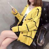 【GZ82】懶風毛衣外套  新款針織開衫 加厚短款寬鬆韓版百搭歐外套