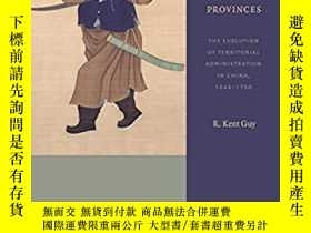 二手書博民逛書店Qing罕見Governors and Their Provin