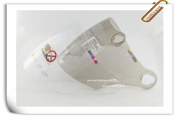 ZEUS瑞獅安全帽,210B,210BC 專用鏡片
