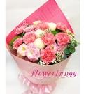 『母親節花束』暖暖的心