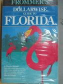 【書寶二手書T8/原文書_IAF】Dollarwise Guide to FLORIDA