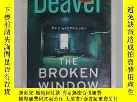 二手書博民逛書店《罕見The Broken Window 》 Jeffery D