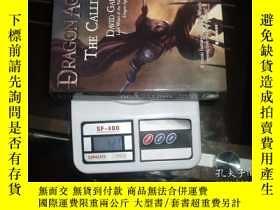 二手書博民逛書店The罕見Calling (Dragon Age) (Paper
