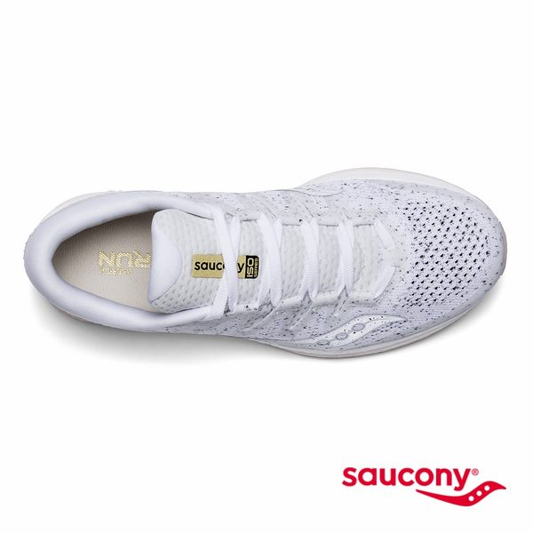 SAUCONY FREEDOM ISO 2 專業訓練女鞋-白噪音