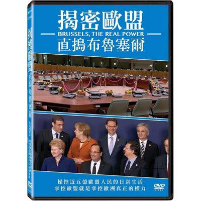 揭密歐盟直搗布魯塞爾DVD