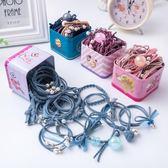 兒童橡皮筋發繩頭飾頭繩韓國簡約女童發飾品